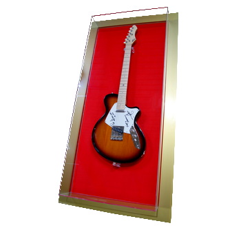 Presentoir guitare